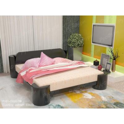 Мягкая кровать ВМК-Шале «Марго» 180 см