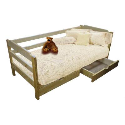 Детская кровать ВМК-Шале «Лицей плюс» 90 см