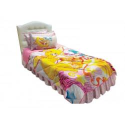 Мягкая кровать ВМК-Шале «Лора 2» 90 см