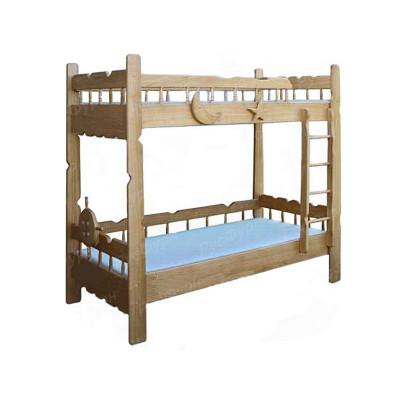 Двухъярусная кровать ВМК-Шале «Штиль» 80 см