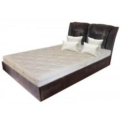 Мягкая кровать ВМК-Шале «Джулия» 120 см