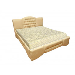 Мягкая кровать ВМК-Шале «Памела» 140 см