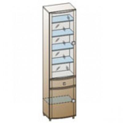 Шкаф ШК-336 для гостиной Лером «Оливия»