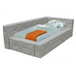 Мягкая кровать ВМК-Шале «Мирабелла» 90 см