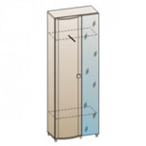Шкаф ШК-227 для прихожей Лером «Роберта»