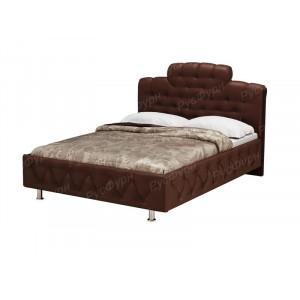 Мягкая кровать ВМК-Шале «Стефани» 160 см