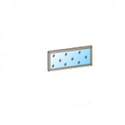 Зеркало ЗР-1002 для спальни Лером «Карина»