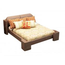 Мягкая кровать ВМК-Шале «Марго-2» 160 см