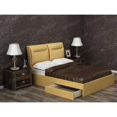 Мягкая кровать ВМК-Шале «Джулия» 90 см