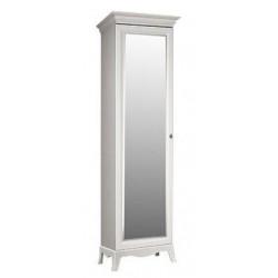 Шкаф 1-но дв. на ножках (с зеркалами)