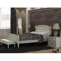 Мягкая кровать ВМК-Шале «Марта» 180 см