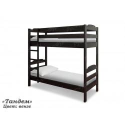 Двухъярусная кровать ВМК-Шале «Тандем» 80 см