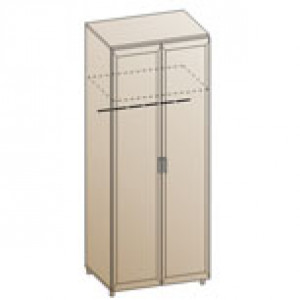 Шкаф ШК-802 для гостиной Лером «Мелисса»