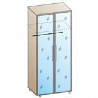 Шкаф ШК-111 для спальни Лером «Дольче Нотте»
