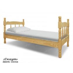 Детская кровать ВМК-Шале «Скаут» 80 см