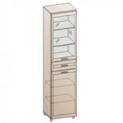 Шкаф ШК-821 для гостиной Лером «Мелисса»