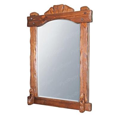 Зеркало ВМК-Шале в деревянной раме