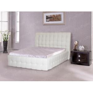 Мягкая кровать ВМК-Шале «Лаура» 90 см
