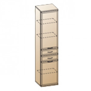 Шкаф ШК-1045 для гостиной Лером «Карина»