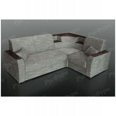 Угловой диван Благо-15 Mistik Titan
