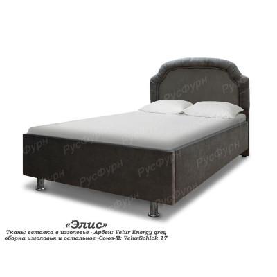 Мягкая кровать ВМК-Шале «Элис» 90 см