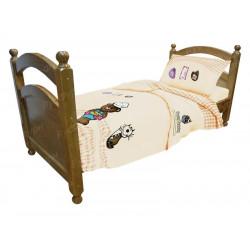 Детская кровать ВМК-Шале «Гном» 80 см