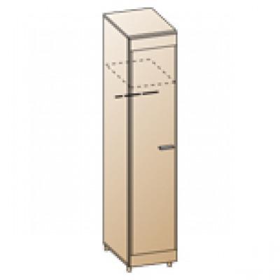 Шкаф ШК-1621 для гостиной Лером «Камелия»
