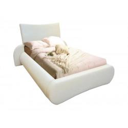 Мягкая кровать ВМК-Шале «Мадонна» 90 см