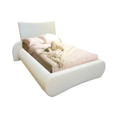 Мягкая кровать ВМК-Шале «Мадонна» 120 см