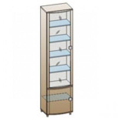 Шкаф ШК-309 для гостиной Лером «Оливия»