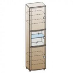 Шкаф ШК-306 для гостиной Лером «Оливия»