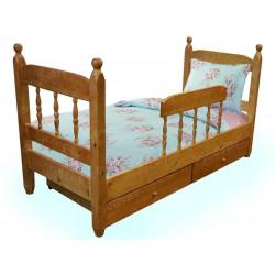 Детская кровать ВМК-Шале «Кузя 1» 80 см