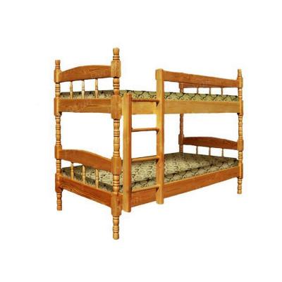 Двухъярусная кровать ВМК-Шале «Скаут 2» 80 см