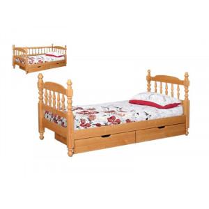 Детская кровать ВМК-Шале «Смайл» 90 см