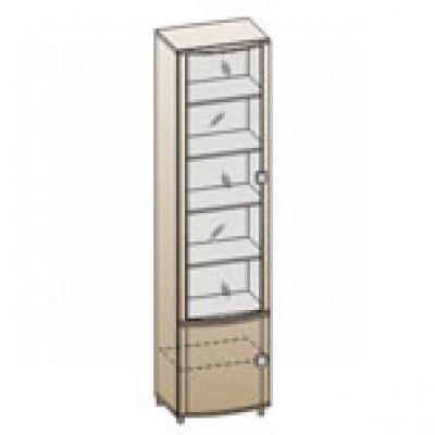 Шкаф ШК-208 для гостиной Лером «Роберта»