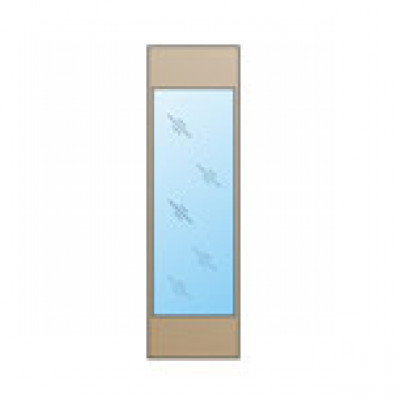 Зеркало ЗР-802 для прихожей Лером «Мелисса»