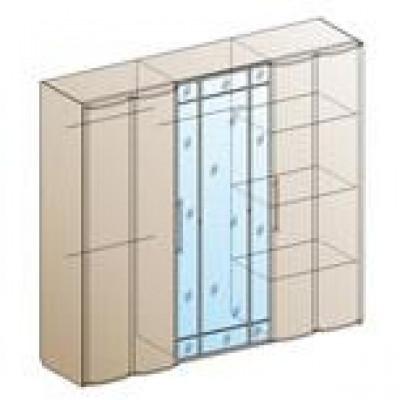 Шкаф ШК-101 для спальни Лером «Дольче Нотте»