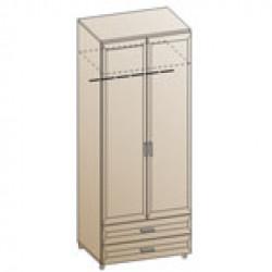 Шкаф ШК-843 для гостиной Лером «Мелисса»