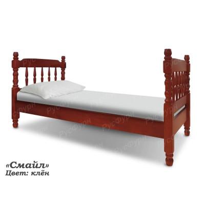 Детская кровать ВМК-Шале «Смайл» 80 см