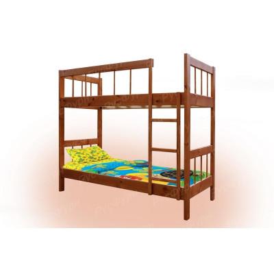 Двухъярусная кровать ВМК-Шале «Оля 2» 80 см
