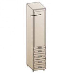 Шкаф ШК-844 для гостиной Лером «Мелисса»