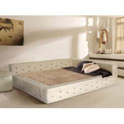 Мягкая кровать ВМК-Шале «Мирабелла» 140 см