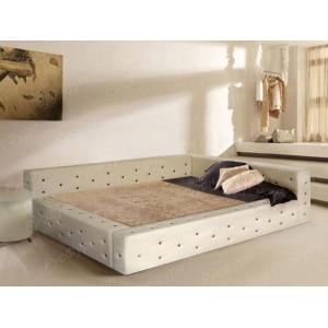 Мягкая кровать ВМК-Шале «Мирабелла» 160 см
