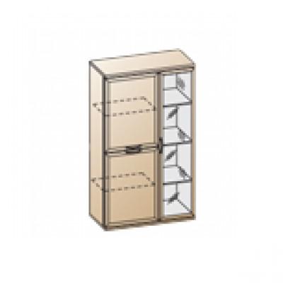 Шкаф ШК-1081 для гостиной Лером «Карина»