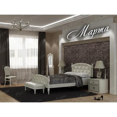 Мягкая кровать ВМК-Шале «Марта» 160 см
