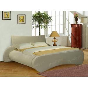Мягкая кровать ВМК-Шале «Мадонна» 180 см