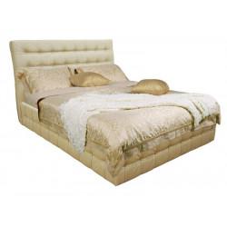 Мягкая кровать ВМК-Шале «Лаура» 120 см