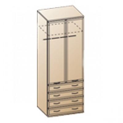 Шкаф ШК-1006 для детской Лером «Карина»