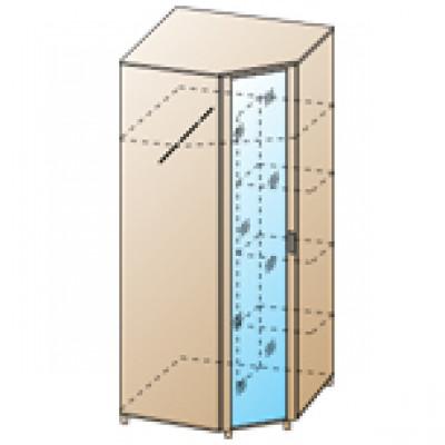 Шкаф ШК-1712 для спальни Лером «Камелия»