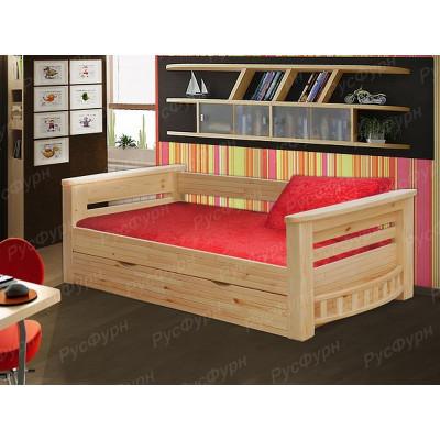 Детская кровать ВМК-Шале «Шатл» 70 см